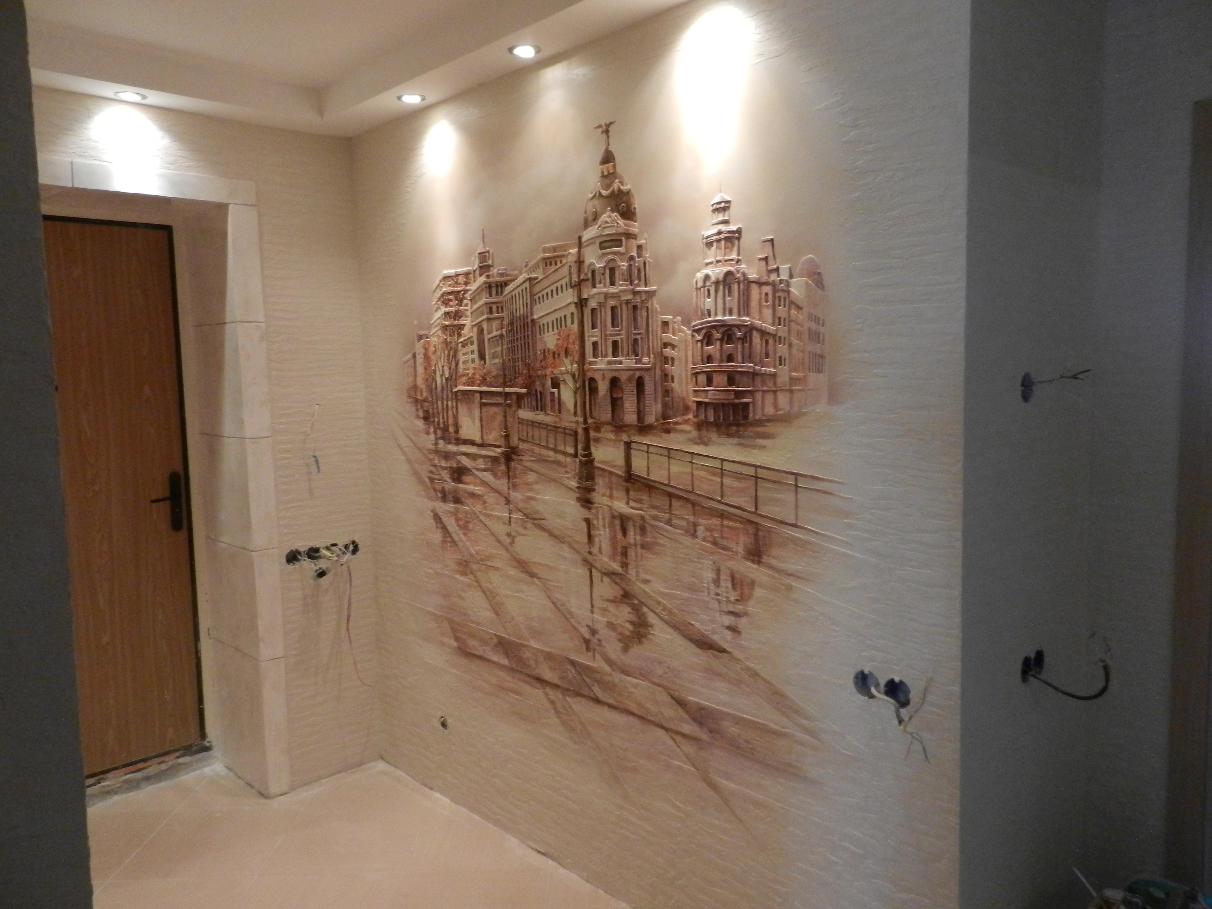 Роспись стен в ярославле
